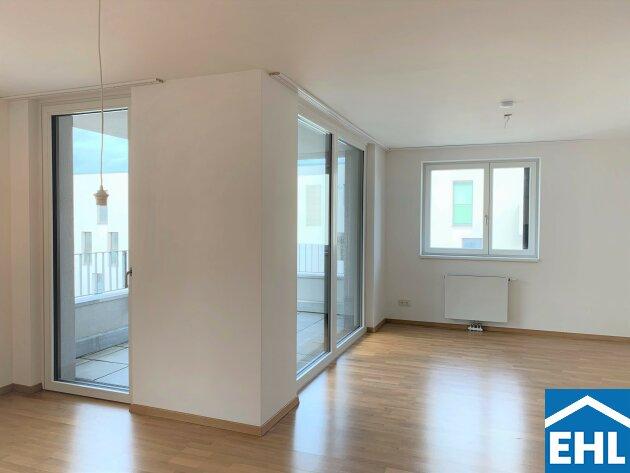 3 Zimmerwohnung mit Balkon und Loggia in zentraler Lage
