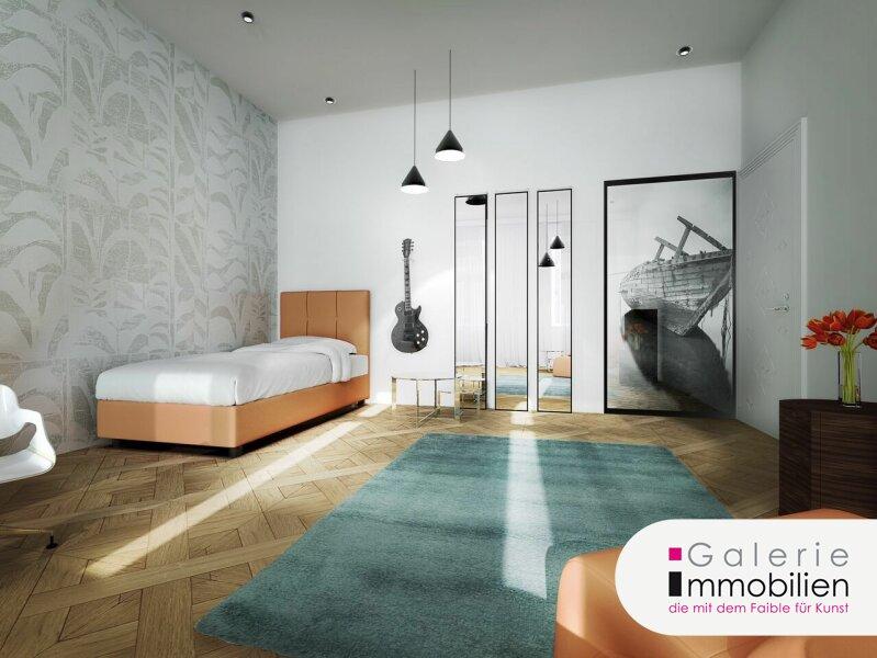 Hochwertige Altbauwohnung mit SW-Ausrichtung in revitalisiertem Biedermeierhaus Objekt_31849
