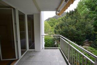 sehr ruhig gelegene und gepflegte Wohnung mit Loggia und Garagenstellplatz