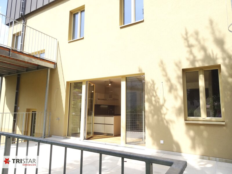 :::Perfekte Geldanlage - Vermietete Maisonettewohnung mit Terrasse und Garten::: /  / 3400Klosterneuburg / Bild 1