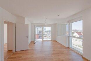 3 Zimmer-Neubauwohnung + Loggia inkl. Garage in schöner Anlage ab sofort beziehbar!