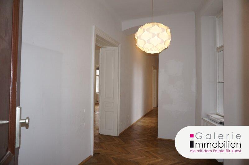 Schöne 4-Zimmer Stilaltbauwohnung im Servitenviertel Objekt_26024