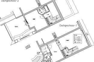 2 Zimmer- DG-Maisonette mit Terrasse im 9. Bezirk!