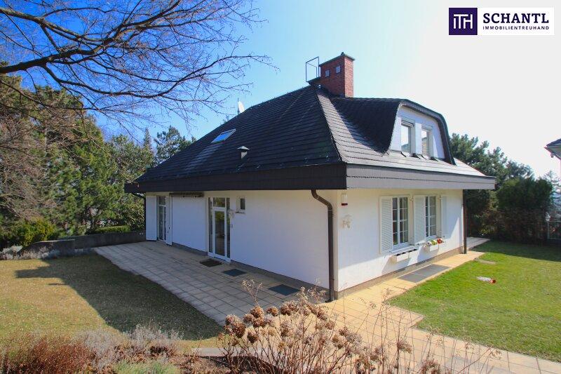 BENEIDENSWERT! Modernes Haus mit Sauna, Hallenbad und Bibliothek - hier wird Ihnen jeder Wunsch erfüllt! /  / 1160Wien / Bild 12