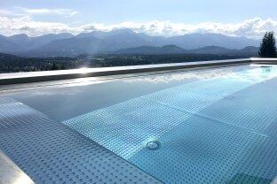 Schöner Wohnen - über den Dächern von Velden am Wörthersee