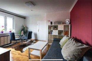 Möblierte, sonnige 2 Zimmer mit Fernblick