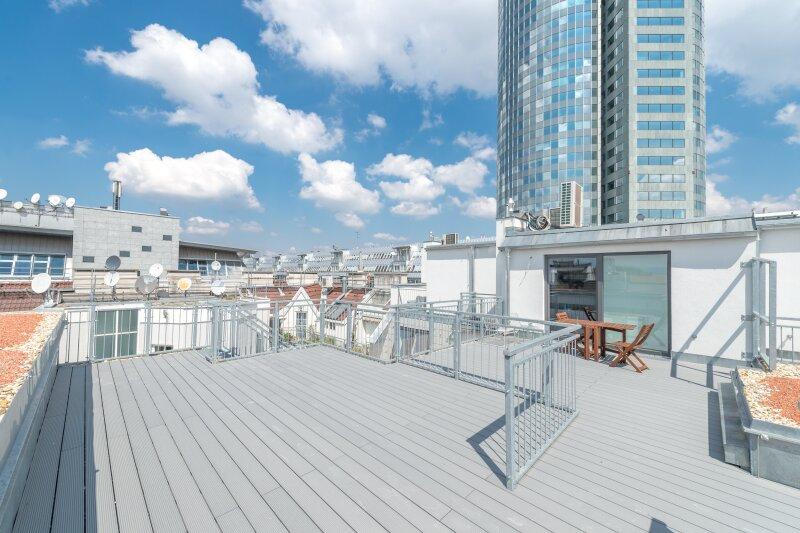 ++NEU++ Hochwertiger 3-Zimmer DG-Erstbezug, tolle Aufteilung! riesige Dachterrasse, toller Ausblick!! ***Videobesichtigung*** /  / 1200Wien / Bild 6