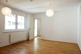 2 Zimmer Neubauwohnung mit Balkon ab 01.01.2021 zur Miete!
