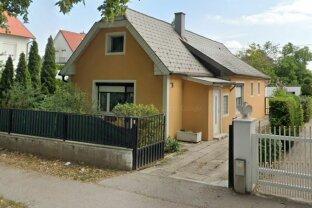 Baugrund mit Haus in der Ruster Straße zu verkaufen