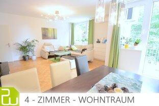 Familienwohnung in ruhiger Lage ! Gute Infrastruktur & Stadtnähe - Wetzelsdorf !!