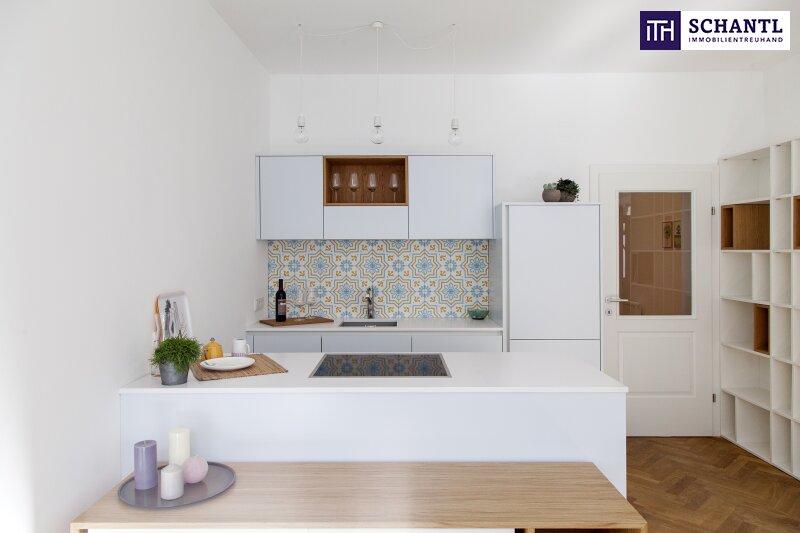Perfekte 2-Zimmer Wohnung mit Loggia! Großer grüner Innenhof + Rundum saniertes Haus + Perfekte Infrastruktur! /  / 1150Wien / Bild 1