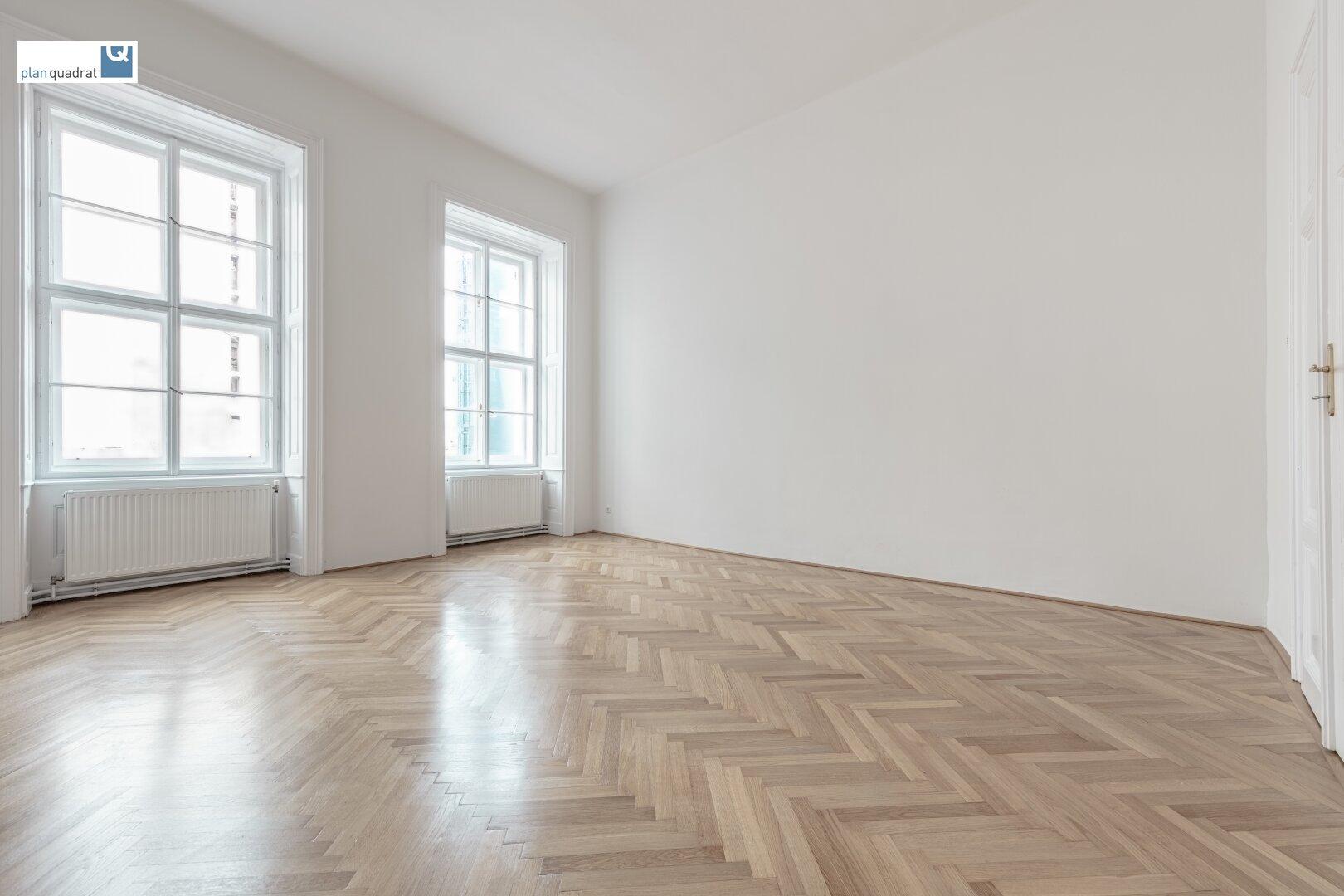 Zimmer 1 (ca. 28,20 m²) gem. Grundriss