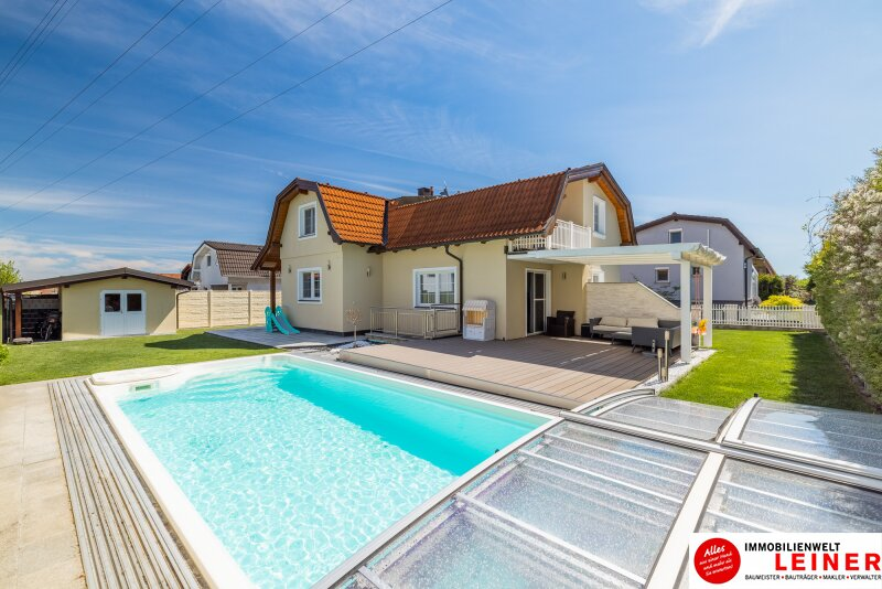 ACHTUNG! KAUFANBOT LIEGT VOR! Einfamilienhaus in Maria Lanzendorf auf Pachtgrund - HIER wird IHR WOHNTRAUM wahr! Objekt_15374 Bild_362