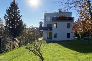 Exklusive Wohnung mit Eigengarten am Schafberg