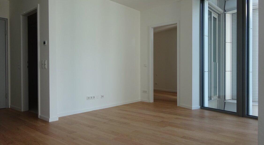 Exklusive 2-Zimmer Wohnung mit Loggia- Zentrumsnaher Erstbezug!