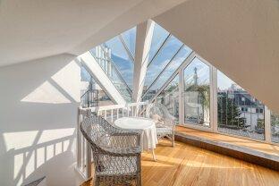 Exklusive Luxus-Dachgeschoßwohnung in Bestlage