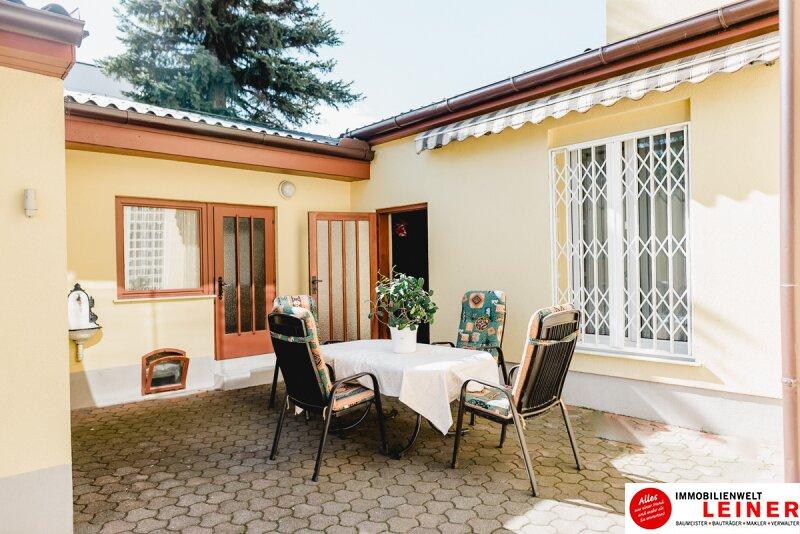 Schwechat: stilvolle Zwei - Familienvilla direkt am Kellerberg! Objekt_9880 Bild_611