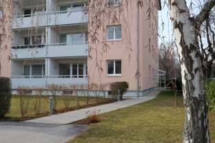 TOP Lage im Herzen von Baden - Tolle 3-Zimmer Wohnung mit Loggia und Parkplatz!