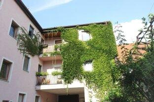 Vergeben Interessante Eck-Dachgeschosswohnung-Loggia-Ausblick !