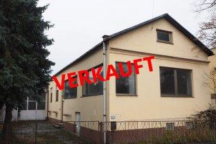 """3-Zimmer Einfamilienhaus mit 129 m² großer Werkstatt im Stadtzentrum von Oberpullendorf """"VERKAUFT"""""""