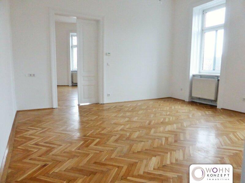 Unbefristeter 95m² Stilaltbau mit Einbauküche - 1090 Wien
