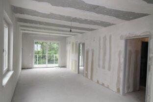 Belagsfertige 2 Zimmer-Wohnung in Biedermannsdorf mit Balkon!!!