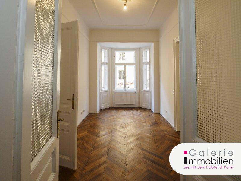 Sanierte 4-Zimmer-Stilaltbauwohnung Nähe Belvederegarten Objekt_26006