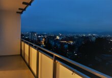 Dream view over the rooftops of the city: exclusive 3-room apartment on the 11th floor