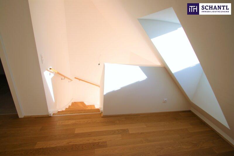 Zu Hause im Urlaub! Erstbezug im Dachgeschoss auf zwei Ebenen mit 4 Terrassen! Provisionsfrei!!! /  / 1220Wien / Bild 6