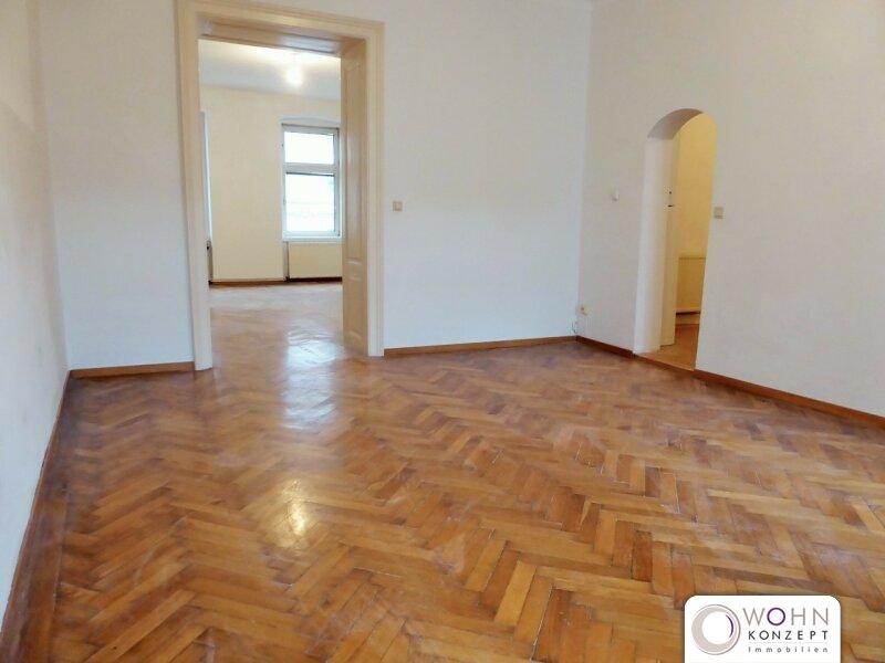 Unbefristeter 65m² Altbau mit Einbauküche - 1070 Wien /  / 1070Wien / Bild 3