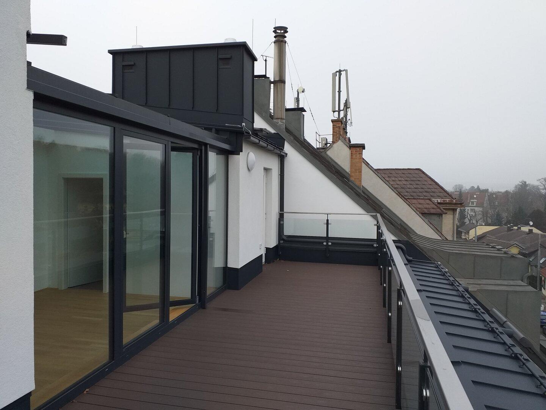 Traum Dachterrasse mit Fernblick