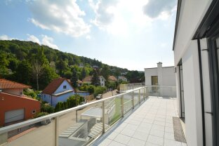 Erstbezug: schöne Dachgeschoßwohnung in Klosterneuburg - provisionsfrei