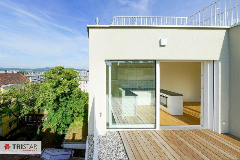 Neubau Terrassenwohnung - sehr hell  inkl. Küche ! /  / 1150Wien / Bild 3
