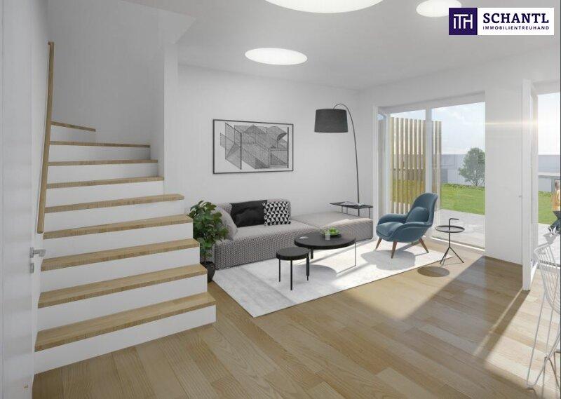 ITH #zumneidischwerden : Doppelhaushälfte in 8075 Hart b G. + heimeliger Eigengarten + perfekte Raumaufteilung + attraktive Ausstattung !
