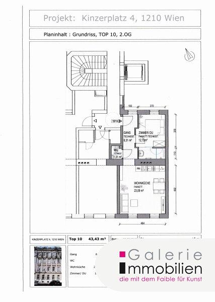 Nähe Alte Donau - Bezaubernde Altbauwohnung mit SW-Ausrichtung in generalsaniertem Gründerzeithaus Objekt_31825 Bild_125