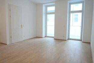 Erstbezug: 87m² Altbau + 11m² Balkon in unbefristeter Hauptmiete - 1070 Wien!