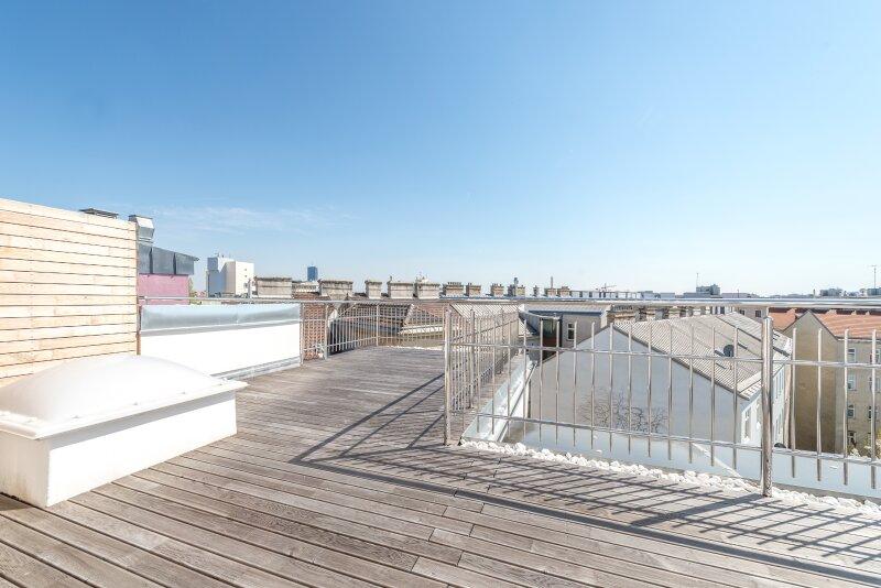 ++NEU** Hochwertiger 4-Zimmer DG-Erstbezug, Dachterrasse mit Weitblick! Tolle Raumaufteilung! /  / 1200Wien / Bild 11