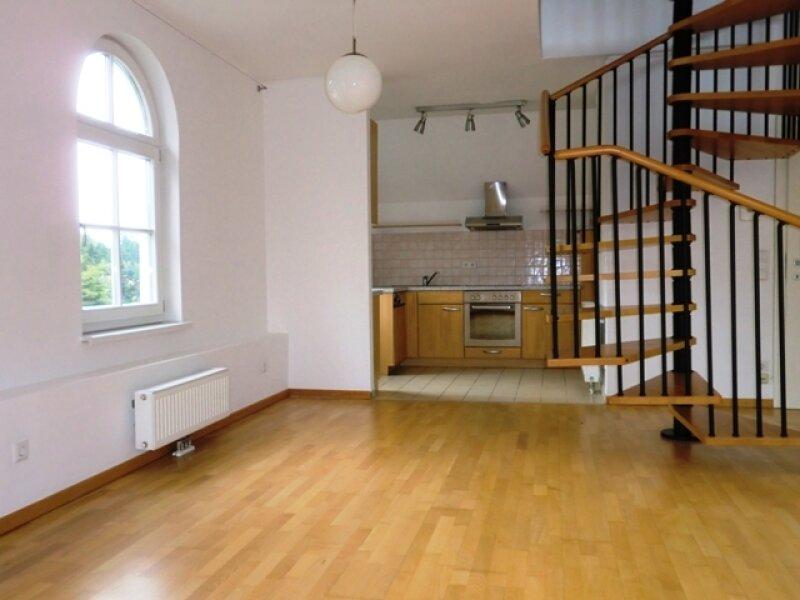 MODERN WOHNEN IM LESSINGSCHLÖSSL. Ruhig und zentral gelegene Maisonette-Wohnung nahe dem Klosterneuburger Stadtplatz
