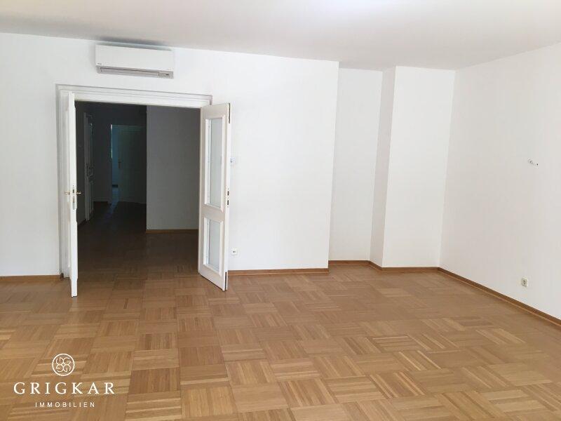 traumhafte, großzügige Wohnung mit großem Süd-Balkon im Cottageviertel unbefristet zu vermieten