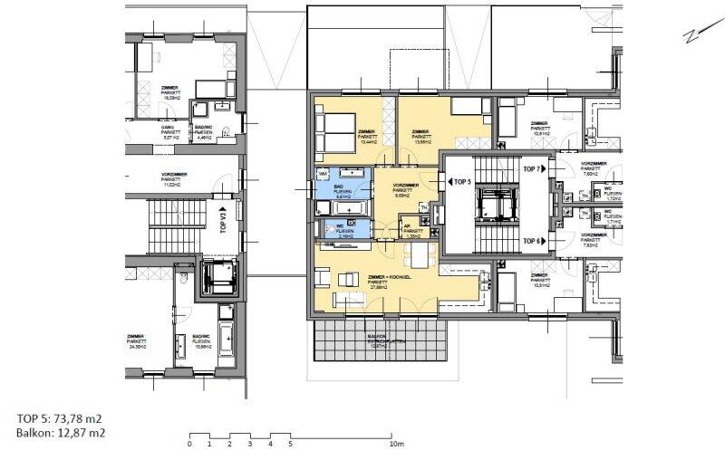 Wohnung mit schönem Balkon. Ein Ort zum Entspannen /  / 1230Wien / Bild 16