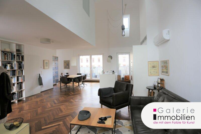 Außergewöhnliche DG-Wohnung mit Terrasse auf Wohnebene - Garagenplatz Objekt_34973 Bild_46