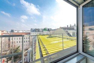 2 Zimmer Neubauwohnung im 7. Bezirk, (ab Februar!) / U6 & Mariahilfer Straße in Gehreichweite!!