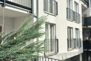 VERMIETET!!! Schöne 2 - Zimmer-Terrassen-Wohnung mit Garten im Zentrum von Wels