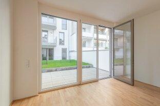 Atelierwohnung mit Garten, Terrasse in der Margaretenstraße 25 (2 Zi.)!