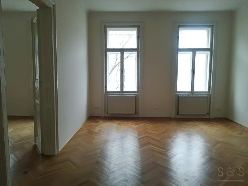 unbefristete 112 m² Altbaumiete /  3,5 Zimmer / Stilhaus /  U6 Nußdorfer Straße /  / 1190Wien / Bild 3