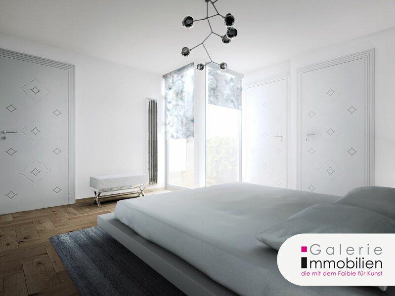 Exquisite DG-Wohnung mit großen Terrassen und Balkon in revitalisiertem Biedermeierhaus Objekt_25570