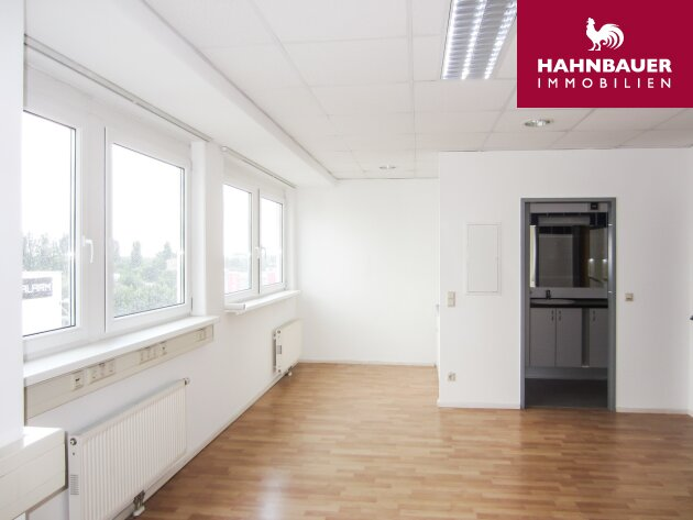 Modern office in south of Vienna, Austria - 67 m2 in Wr. Neustadt