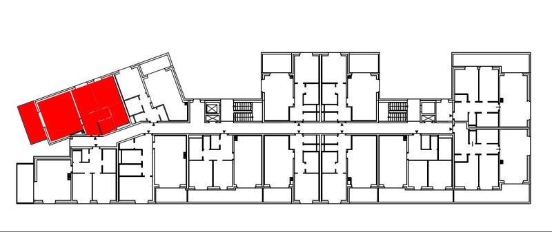 Top 16 - Drei-Zimmer Wohnung mit Loggia. Ein gutes Gefühl hier zu Hause zu sein /  / 2700Wiener Neustadt / Bild 9