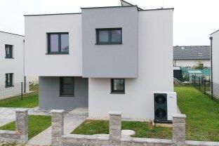 Traumhaftes Einzelhaus auf Eigengrund mit Keller, 116m² WNFl. - nur 11 km bis Wien