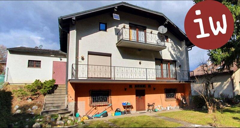 Großzügig angelegtes Einfamilienhaus im Grünen Objekt_679 Bild_133